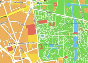 Mapy PF w nowej szacie