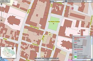 Żmigrodzkie mapy w sieci