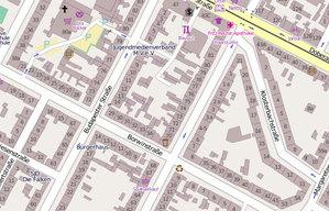 Wszystkie adresy Rostocku w OSM