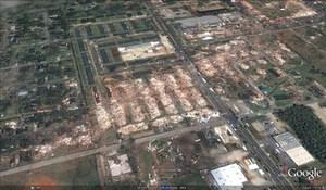 Więcej zdjęć w Google Earth