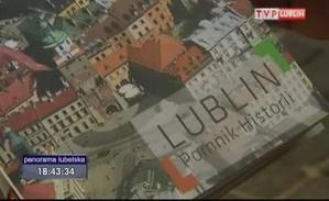 Rozwój Lublina na mapie