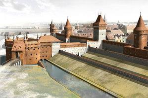 Historyczny Kraków w 3D