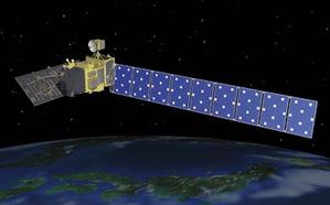 Japończycy stracili satelitę