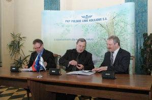 Umowa pomiędzy AGH i PKP PLK podpisana