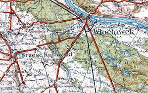 W Poznaniu poznasz dawne mapy <br /> fot. Mapywig.org