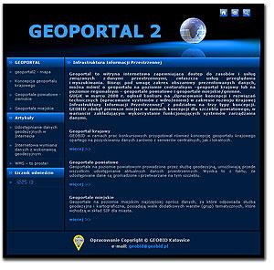 Geoportal2.pl w nowej odsłonie