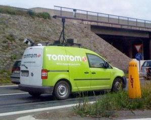 TomTom szykuje własne Street View?