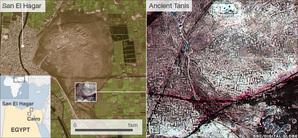 Satelity wspomagają archeologów