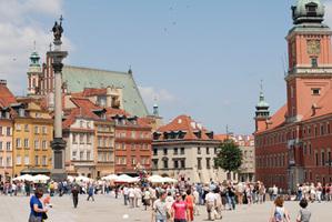 13 firm wykona mapy dla Warszawy <br /> fot. Jerzy Przywara