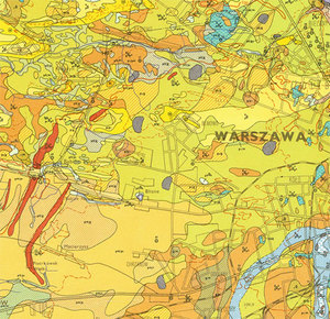 MŚ zamawia digitalizację map geologicznych  <br /> fot. PIG