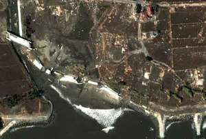 O GIS-ie w zarządzaniu kryzysowym <br /> fot. DigitalGlobe