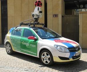 Street View ruszył w Polskę <br /> Google