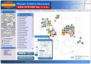 Setki tysięcy adresów w iMPA