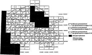 Pomorskie mapy sozologiczne dla 8 firm  <br /> fot. CODGiK