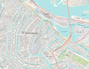 Holendrzy udostępniają dane dla Esri