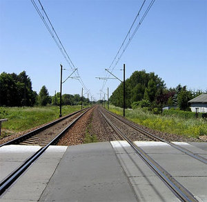 AGH zamawia skanowanie kolei <br /> fot. JK