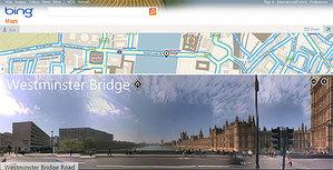 StreetSide już w Europie