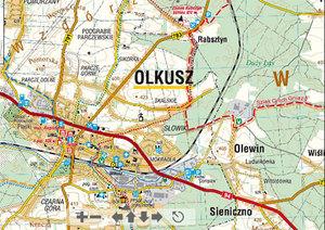 Powiat olkuski zamawia bazy dla SIP