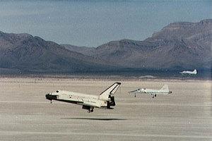 Centymetry mimo zagłuszania GPS <br /> Poligon White Sands (fot. Wikipedia)