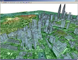 Trzynasty Global Mapper otworzy geobazy Esri