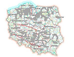 Kolejna umowa na skaning kraju podpisana <br /> Planowane zamówienia uzupełniające (geoportal.gov.pl)