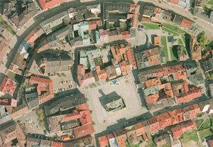 Siedemnastu bije się o ortofoto <br /> fot. Geoportal.gov.pl
