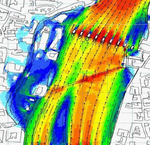 Bliżej do planów zarządzania ryzykiem powodziowym <br /> fot. KZGW
