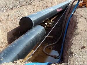 Gaz-System zamawia obsługę  <br /> fot. Btr/Wikipedia/CC by SA