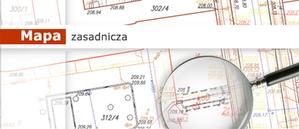 Numeryczna mapa zasadnicza w Łodzi