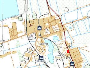 Wojsko zamawia mapy wektorowe <br /> fot. Geoportal.gov.pl