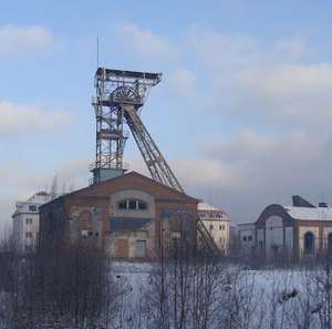 Kto zeskanuje śląskie kopalnie? <br /> fot. JK
