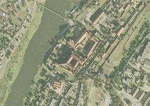 203 miasta będą miały ortofoto <br /> Malbork, fot. Geoportal.gov.pl