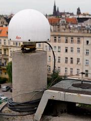 Wrocławska uczelnia zamawia stację referencyjną <br /> Stacja WROC (fot. ASG-EUPOS)