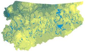 Kto wykona mazurski GIS dla inwestorów?  <br /> fot. Aotearoa/Wikipedia (CC by SA)