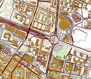 Śląsk zamawia aktualizację BDOT <br /> fot. Geoportal.gov.pl