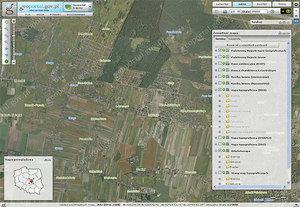 Geoportal.gov.pl w nowej odsłonie