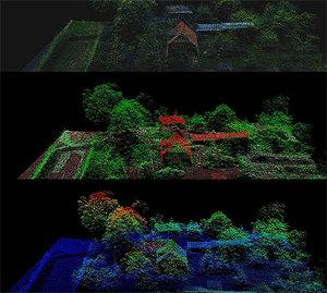 Nowe laserowe modele miast w zasobie <br /> fot. CODGiK