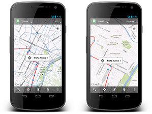1 mln przystanków w Google Maps
