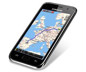MapaMap wjeżdza do Europy