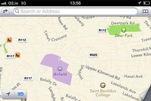 Mapowy falstart Apple'a