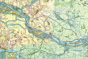 GUGiK szykuje się do map geomorfologicznych
