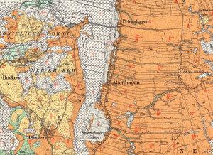 Mapy tematyczne w Archiwum WIG
