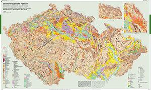 Krajobrazy Czech na mapie miesiąca
