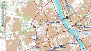 WSA uzasadnia wyrok ws. uwolnienia urzędowych map <br /> fot. Geoportal.gov.pl