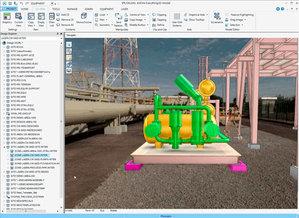 Nowość do projektowania instalacji przemysłowych w 3D