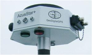AzusStar: punkty osnowy także z metody RTN