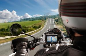 TomTom dla motocyklistów