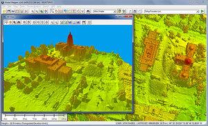 Więcej skryptów i LiDAR-u w Global Mapperze
