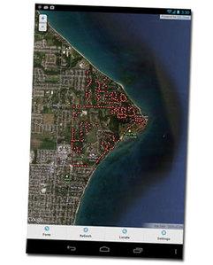 Nowy mobilny GIS dla smartfonów i tabletów