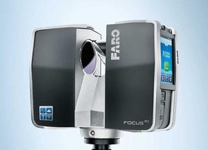 Topcon i Faro z umową dystrybucyjną skanera Focus 3D